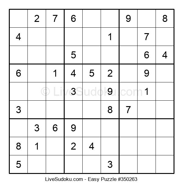Beginners Puzzle #350263