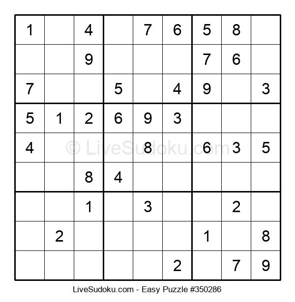 Beginners Puzzle #350286