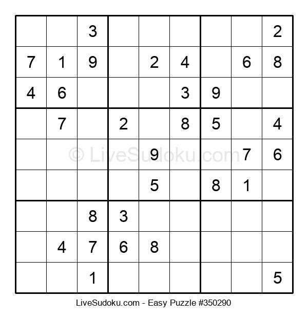 Beginners Puzzle #350290
