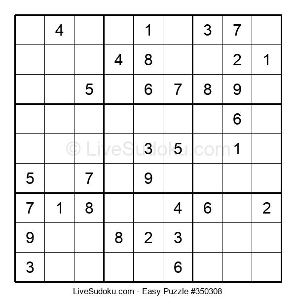 Beginners Puzzle #350308