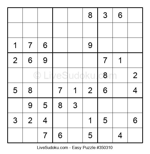 Beginners Puzzle #350310