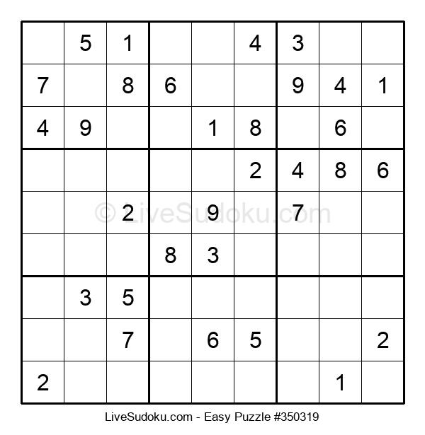 Beginners Puzzle #350319