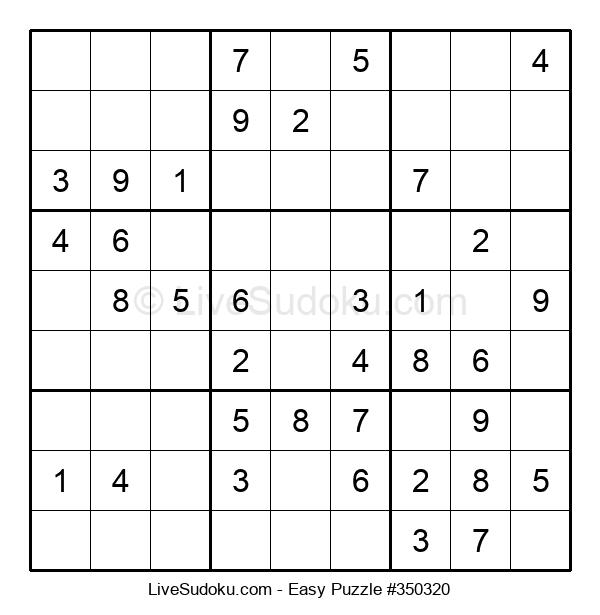 Beginners Puzzle #350320