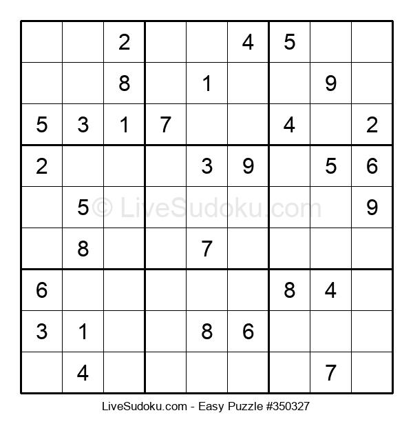 Beginners Puzzle #350327