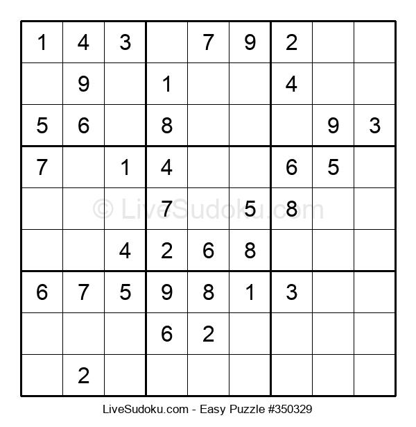 Beginners Puzzle #350329