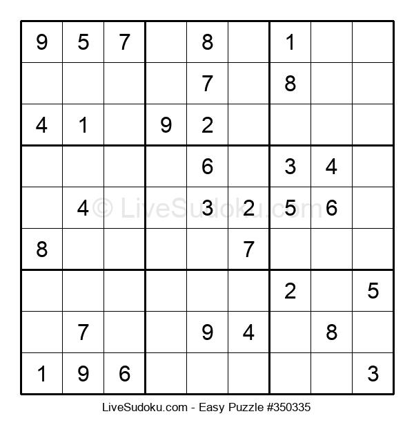 Beginners Puzzle #350335