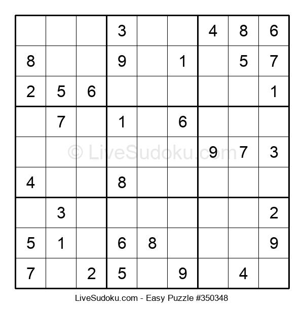 Beginners Puzzle #350348