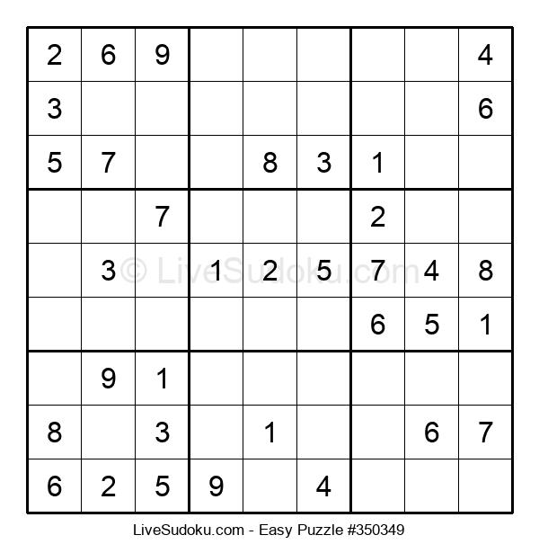Beginners Puzzle #350349