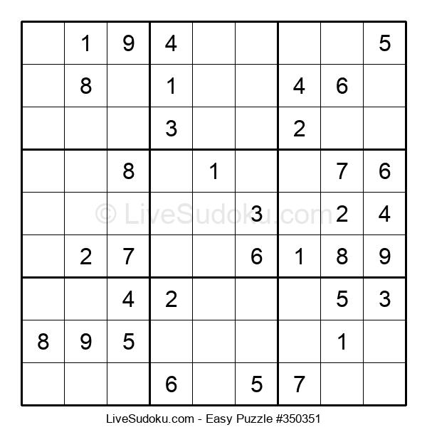 Beginners Puzzle #350351