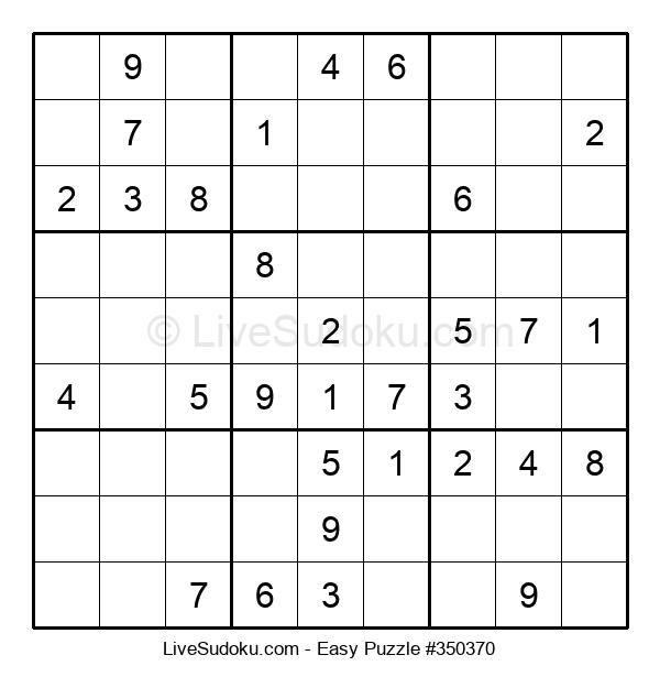 Beginners Puzzle #350370
