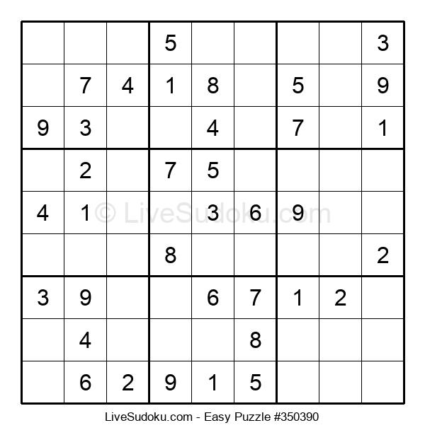 Beginners Puzzle #350390