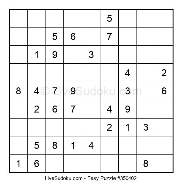 Beginners Puzzle #350402