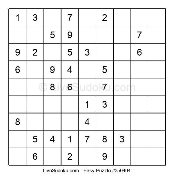 Beginners Puzzle #350404