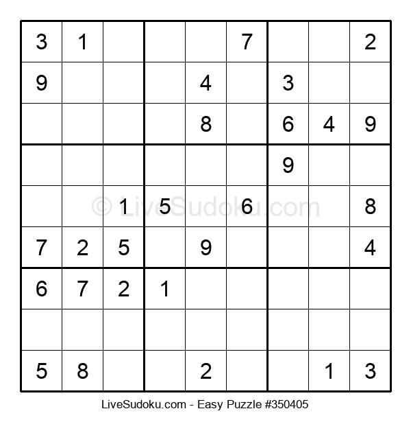 Beginners Puzzle #350405