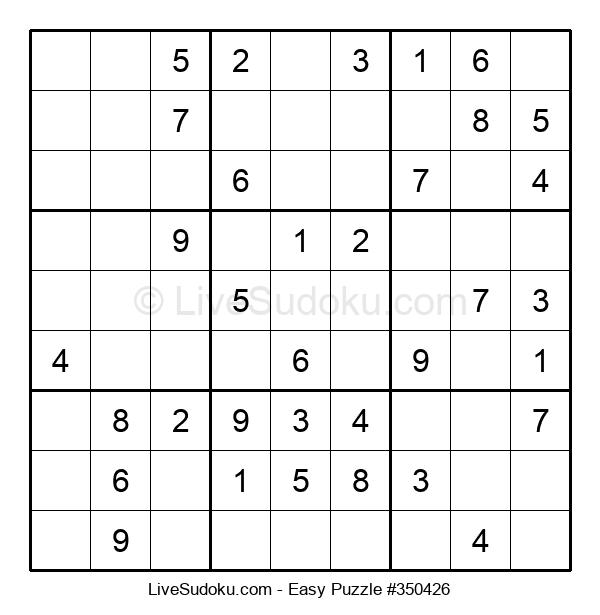 Beginners Puzzle #350426
