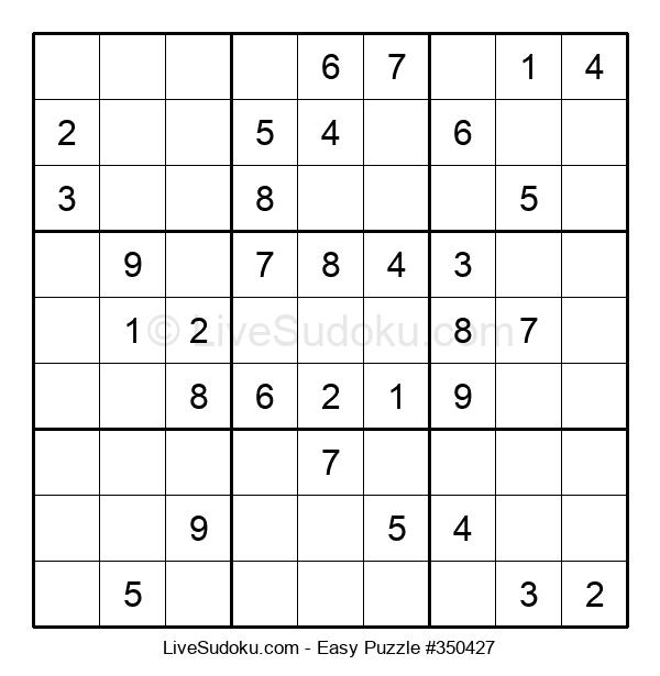 Beginners Puzzle #350427