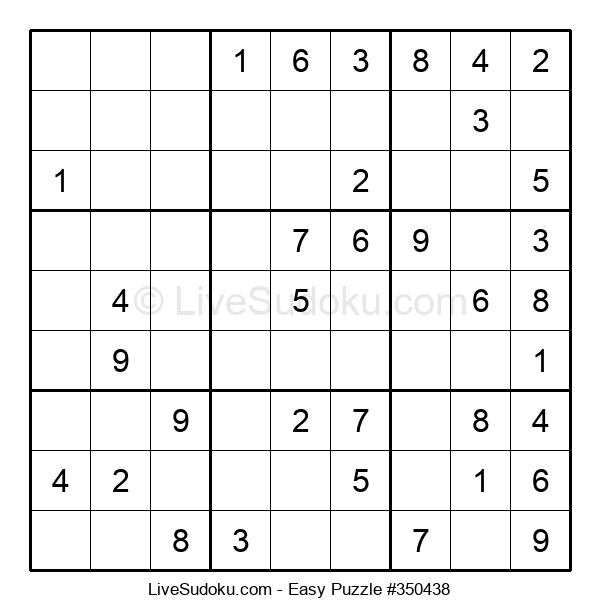 Beginners Puzzle #350438