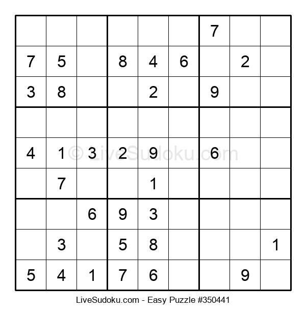 Beginners Puzzle #350441
