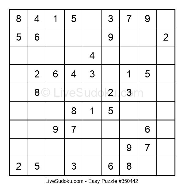 Beginners Puzzle #350442