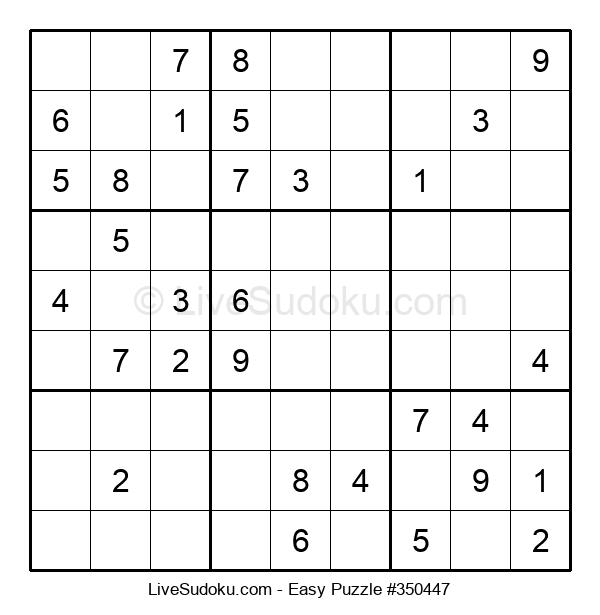 Beginners Puzzle #350447