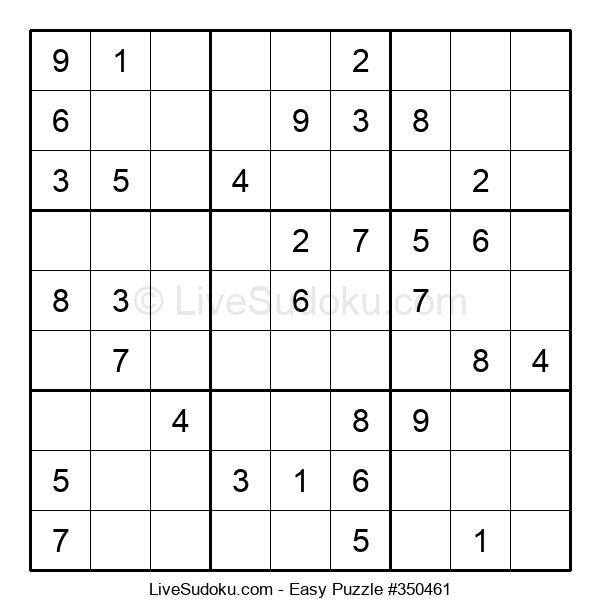 Beginners Puzzle #350461