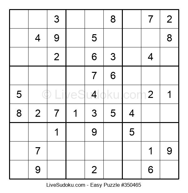 Beginners Puzzle #350465