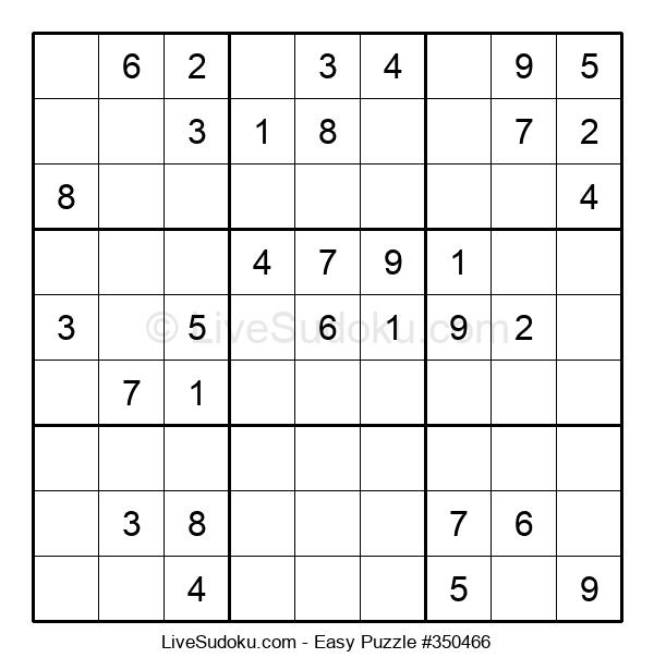 Beginners Puzzle #350466