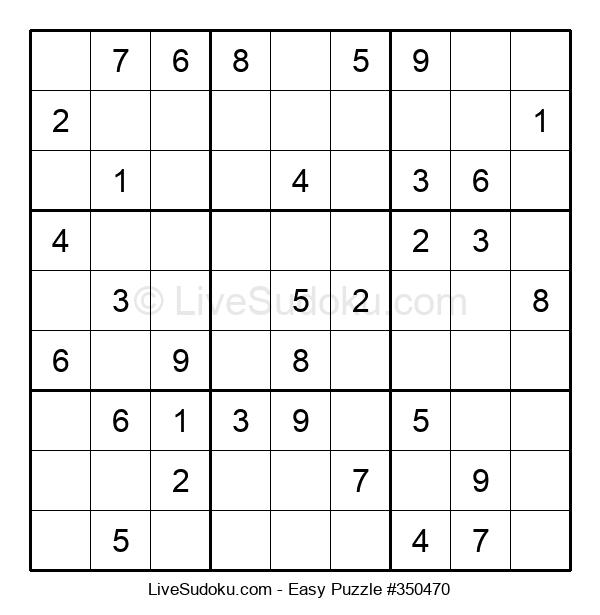 Beginners Puzzle #350470