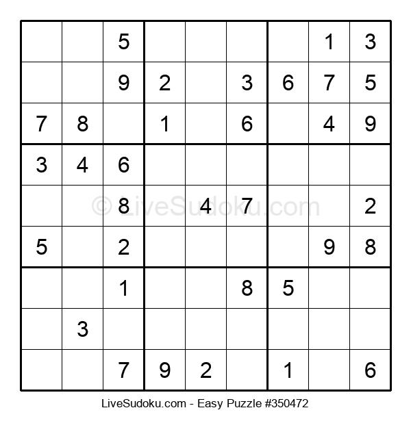 Beginners Puzzle #350472