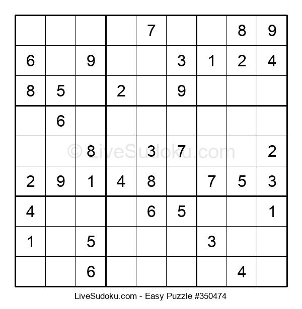 Beginners Puzzle #350474