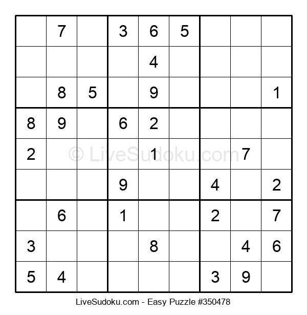 Beginners Puzzle #350478