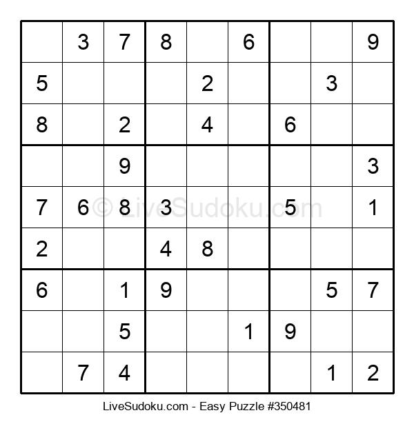 Beginners Puzzle #350481