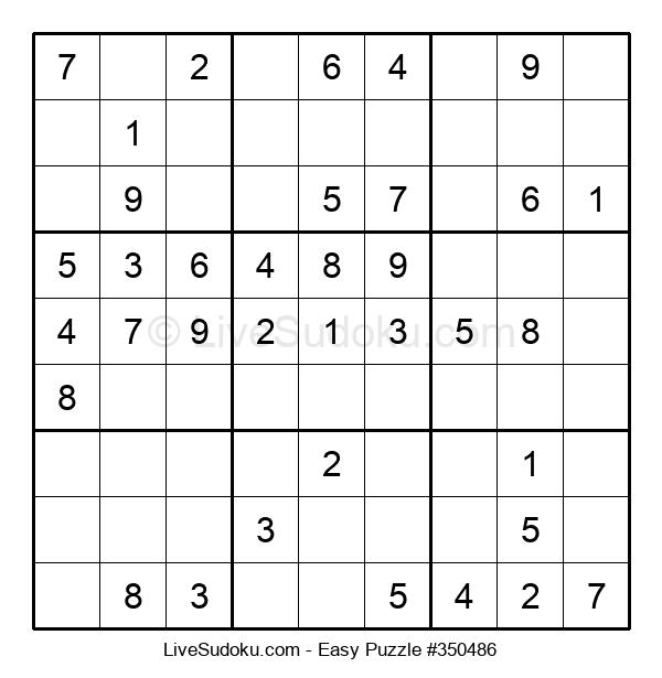 Beginners Puzzle #350486