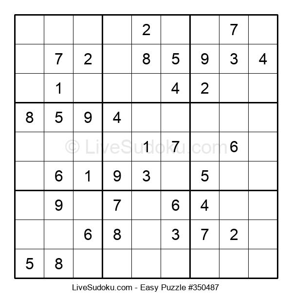 Beginners Puzzle #350487