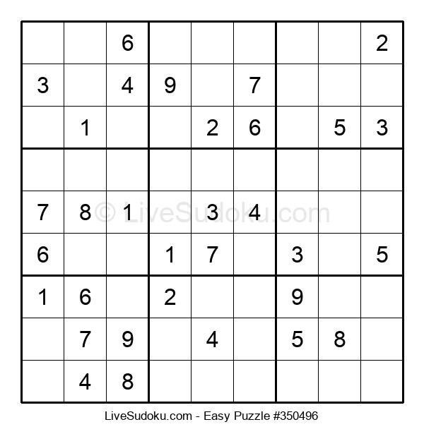 Beginners Puzzle #350496