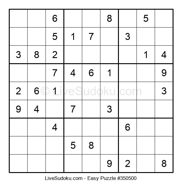 Beginners Puzzle #350500