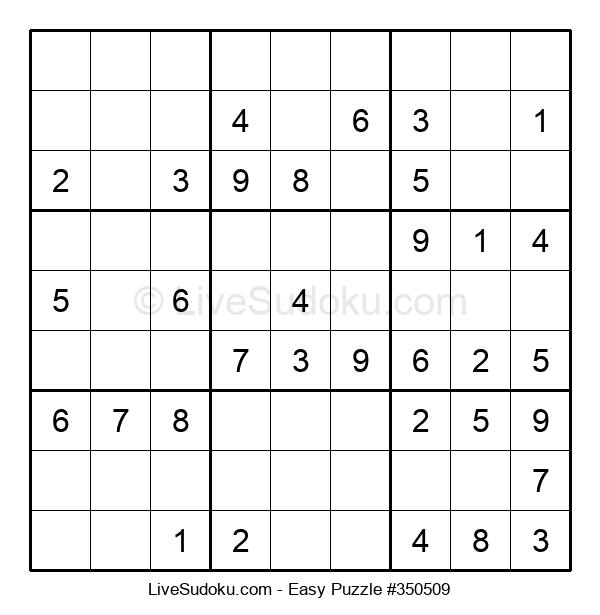 Beginners Puzzle #350509