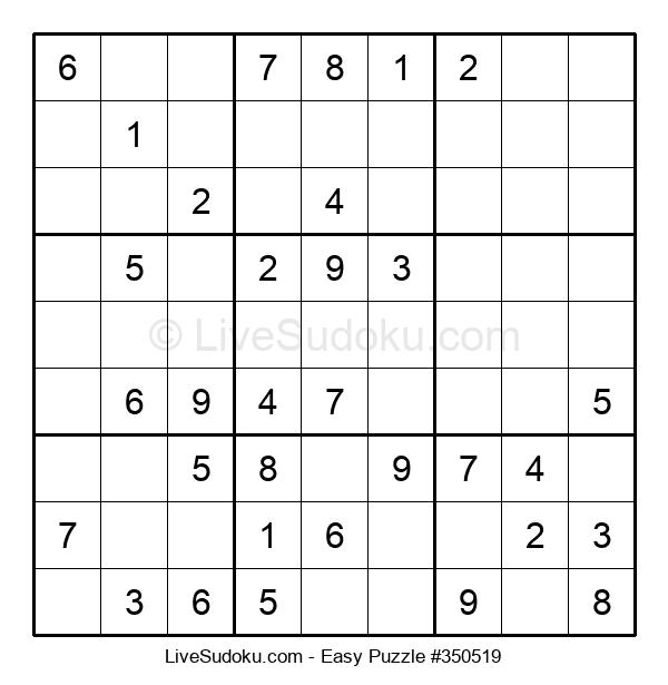 Beginners Puzzle #350519