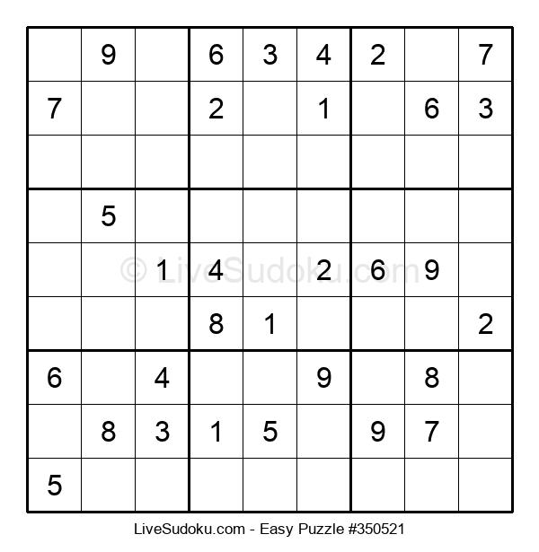 Beginners Puzzle #350521