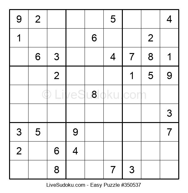 Beginners Puzzle #350537