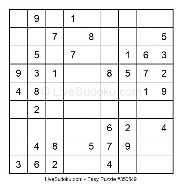 Beginners Puzzle #350549