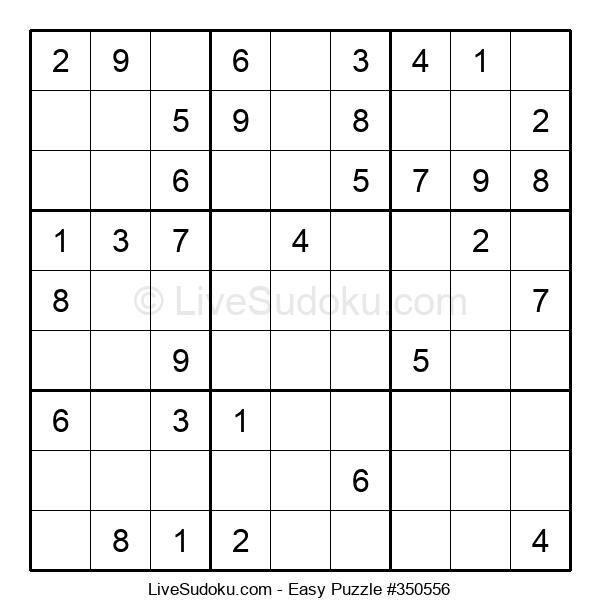 Beginners Puzzle #350556