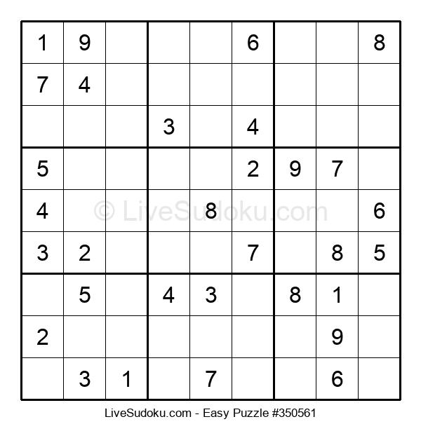 Beginners Puzzle #350561
