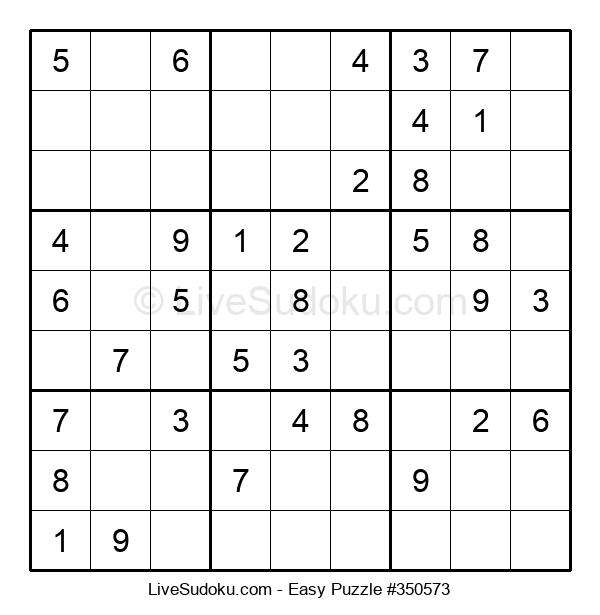 Beginners Puzzle #350573