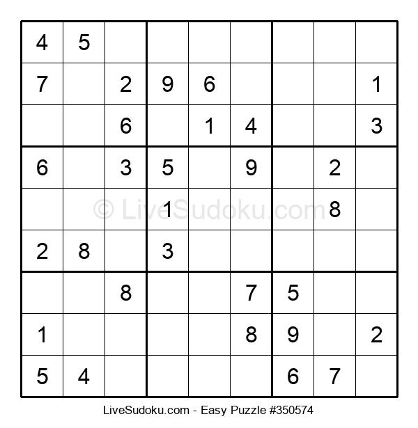 Beginners Puzzle #350574