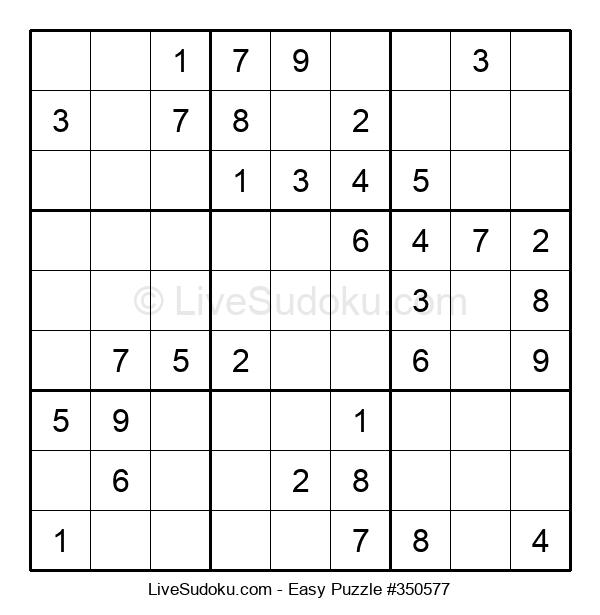 Beginners Puzzle #350577