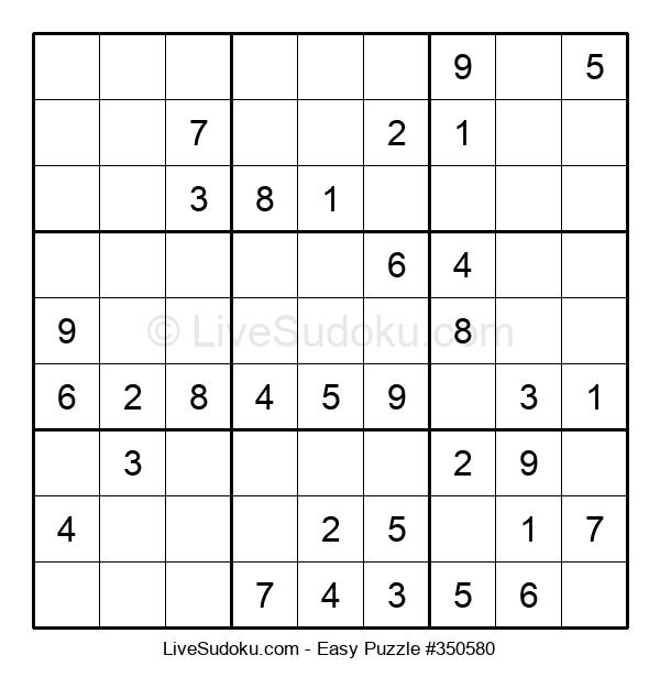 Beginners Puzzle #350580