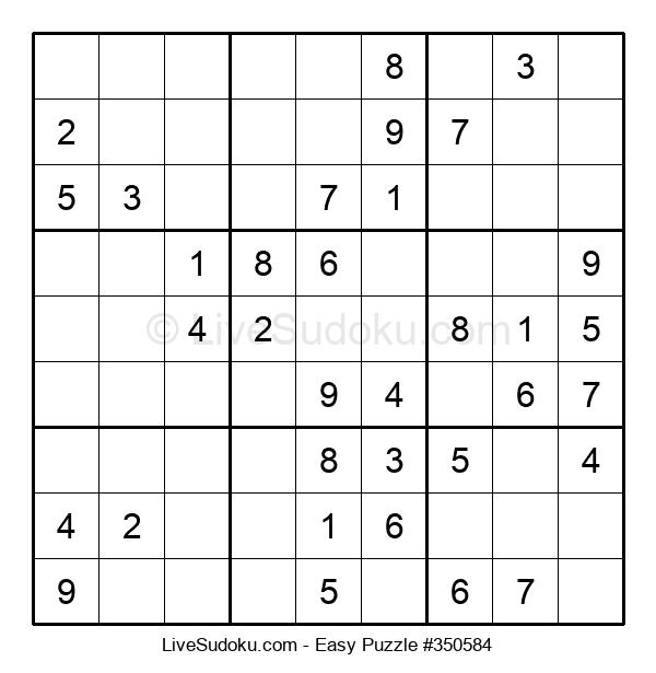 Beginners Puzzle #350584