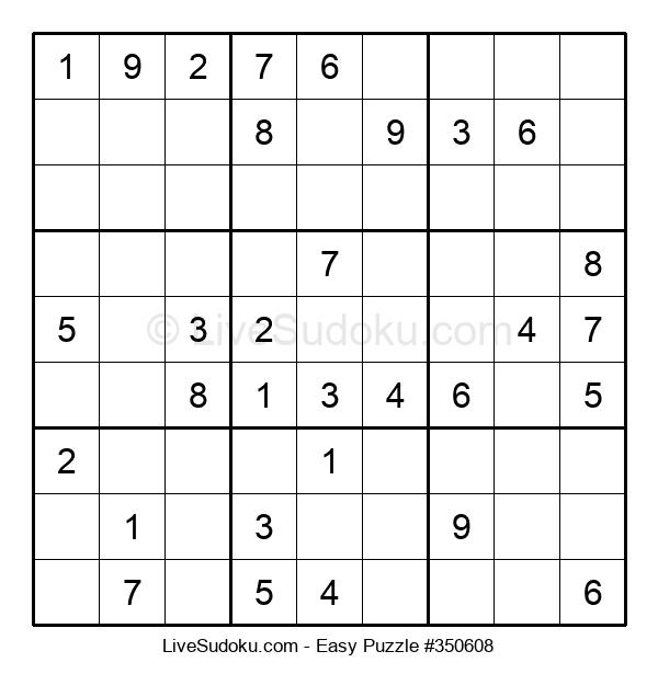 Beginners Puzzle #350608
