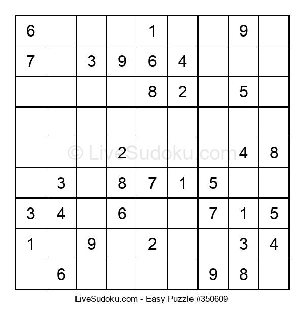Beginners Puzzle #350609